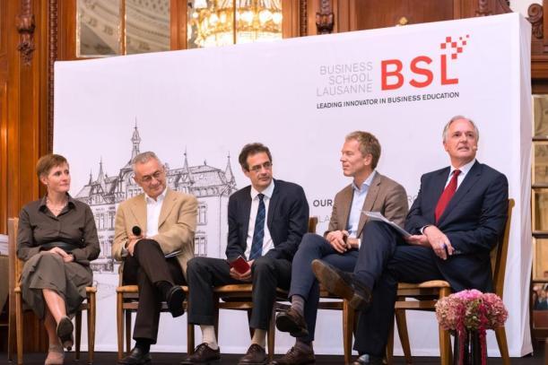 BSL Swiss Sustainability Hub Forum